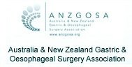 Australia & New Zealand Gastro Oesophageal Surgery Association: ANZGOSA